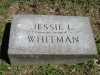 Jessie Whitman, TJW daughter, Bellefontaine Cemetery, St. Louis, MO