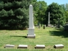 Thomas Jefferson Whitman, family graves, Bellefontaine Cemetery, St. Louis, MO