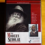 Modern  Scholar, Walt Whitman and the Birth of Modern American Poetry