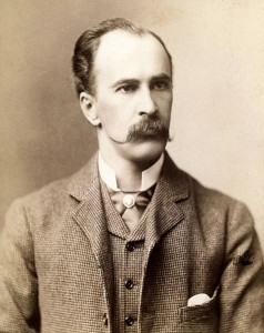 William Osler 1880-1884 during which time he was visiting the ailing Walt Whitman.