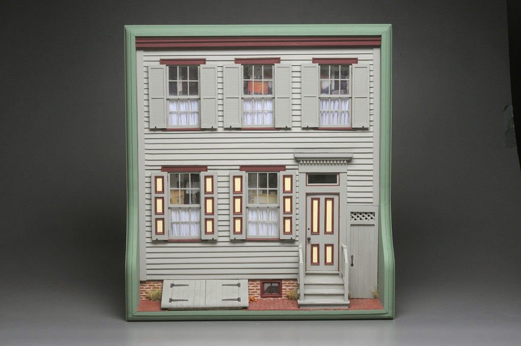 Whitman Mickle Street Replica