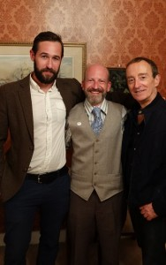 Andrew Squires, Scott, Adrian Drew